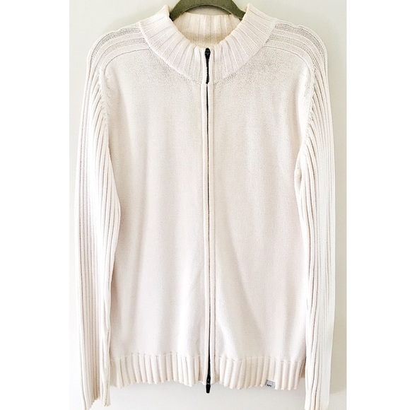 SPRINGFIELD Other - SPRINGFIELD🌟Men's Ribbed Full-Zip Sweater
